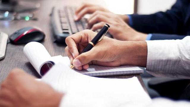 Претензионное письмо: образец, как правильно написать претензию